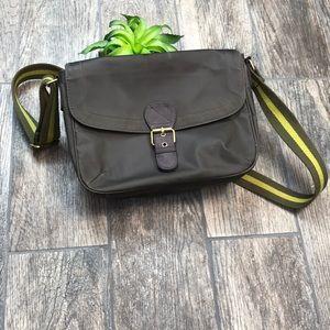 Boden green crossbody purse